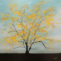 "Changing Seasons - 24""x24"" - $575"