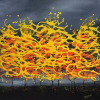 "Winds of Change - 24""x24"" - $575"